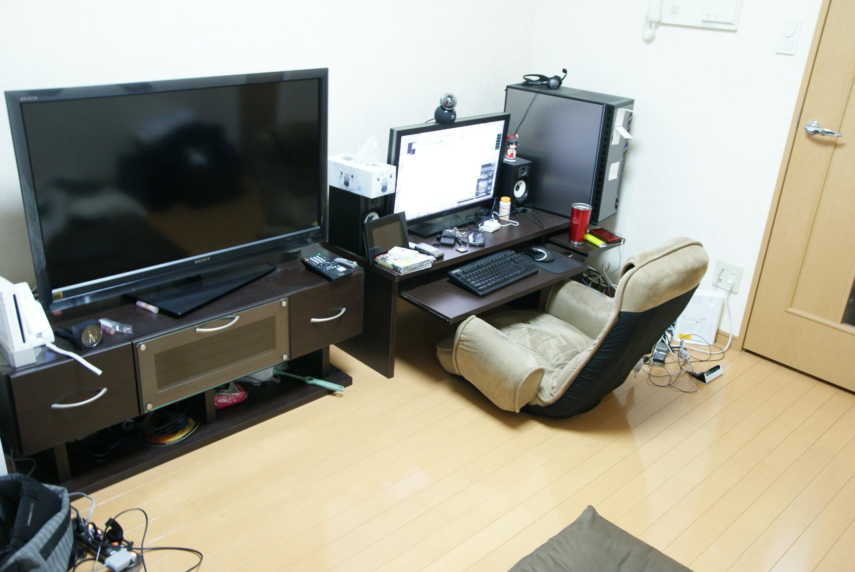 テレビとPC